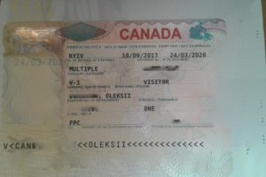 Visitor visa to Canada after refusal – how to succeed