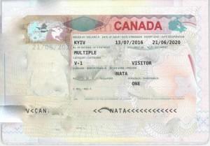 Visa visit nata