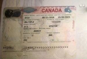 Visitor visa Canada Crimea1